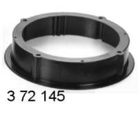 SEAT TOLEDO(99->)/LEON - adaptér repro 165mm zadní + přední dveře