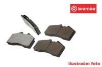 Brembo sportovní desky přední SEAT Ibiza (II) -- Diesel 1.9  - rok výroby /-6.96