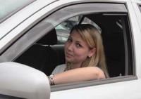 ofuky předních oken SEAT IBIZA 3dv. r.v. 02-
