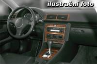 Decor interiéru Seat Ibiza -bez audiosystém rok výroby od 08.99 -9 dílů přístrojova deska/ středová konsola