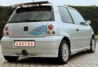 LESTER zadní spoiler pod nárazník Seat Arosa GTi od roku výroby 2001-