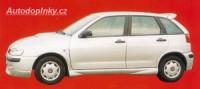 LESTER prahové nástavce Seat Ibiza 3/5dv. -- rok výroby 93-99