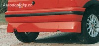 LESTER zadní spoiler pod nárazník Seat Ibiza -- do roku výroby -96