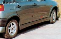 LESTER nástavce blatníků Seat Ibiza 5dv. -- rok výroby 93-99