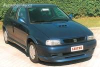 LESTER nástavce blatníků Seat Ibiza 3dv. -- rok výroby 93-99 (W5805)