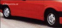 LESTER nástavce blatníků Seat Cordoba -- rok výroby 93-99