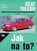 Kniha SEAT TOLEDO /64 - 136 PS a diesel/ od 9/91
